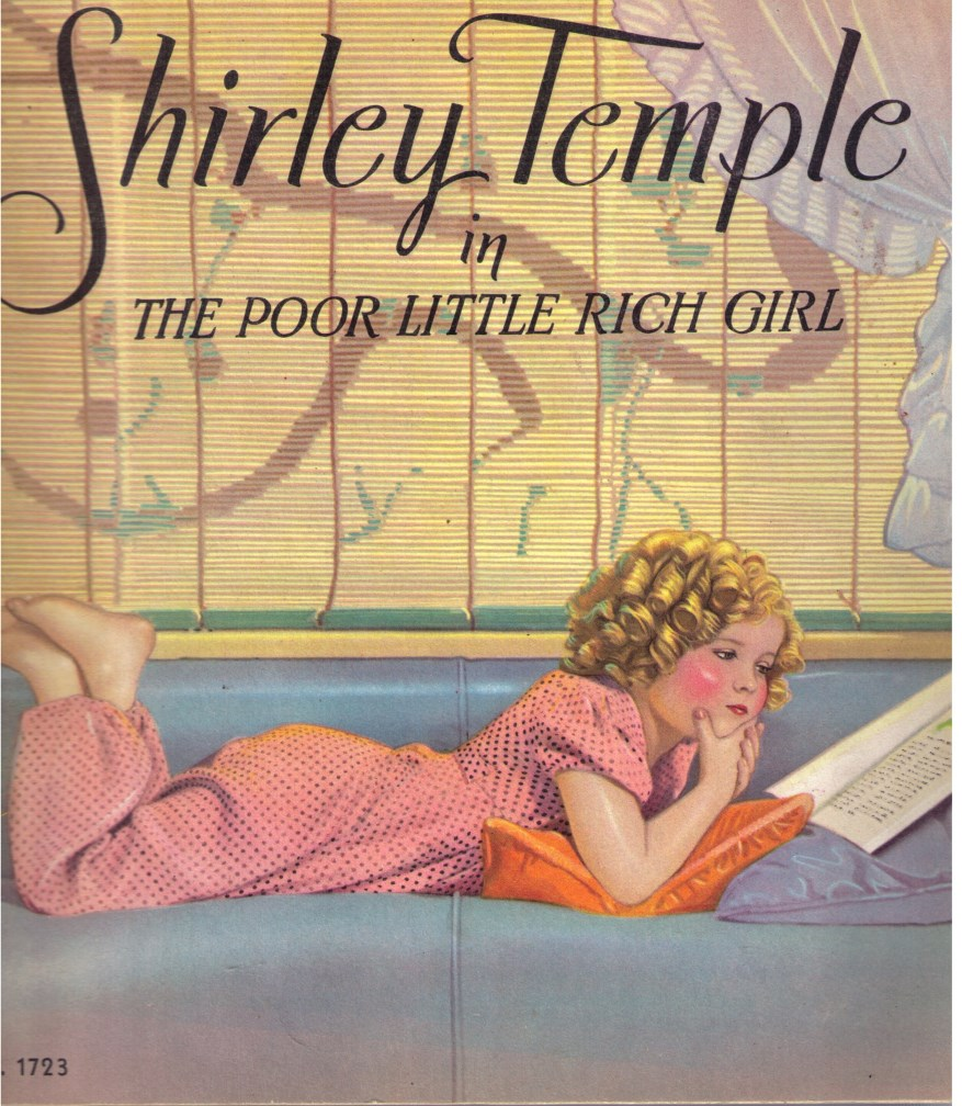 Image for Shirley Temple in The Poor Little Rich Girl
