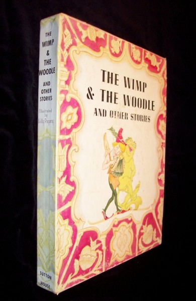 Image for The Wimp and the Woodle and Other Stories