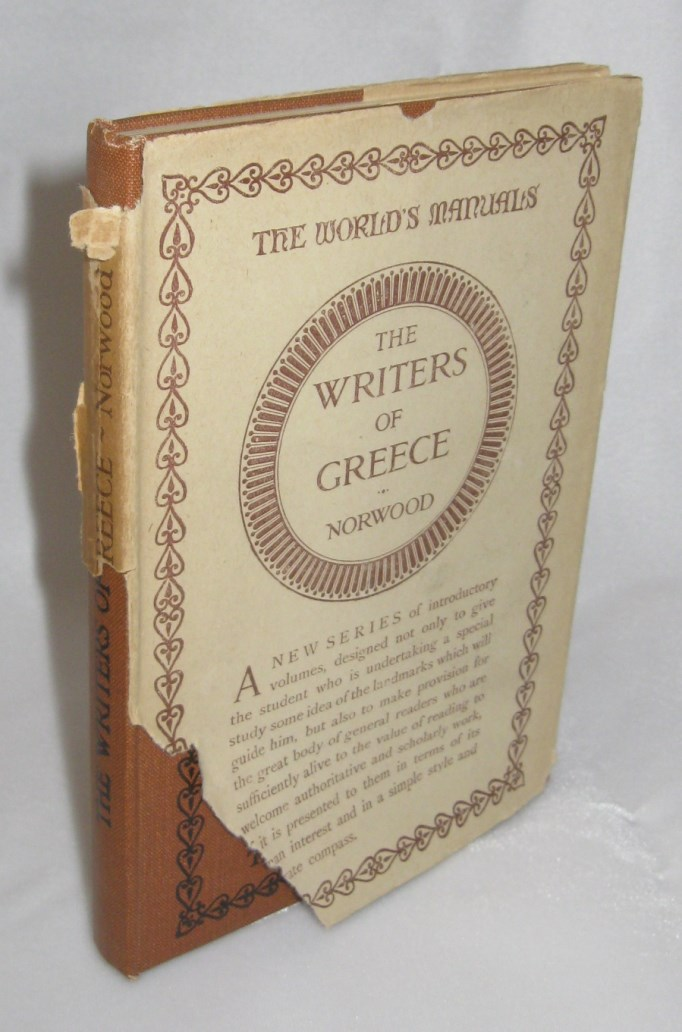 Image for The Writers of Greece