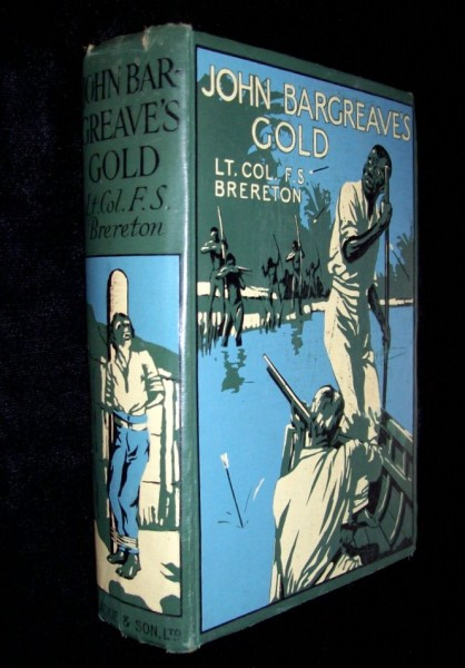 Image for JOHN BARGREAVE'S GOLD : A Tale of Adventure in the Caribbean