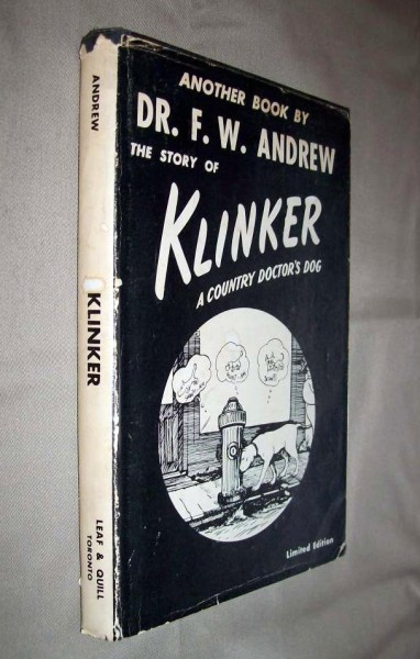 Image for The Story of Klinker - A Country Doctor's Dog