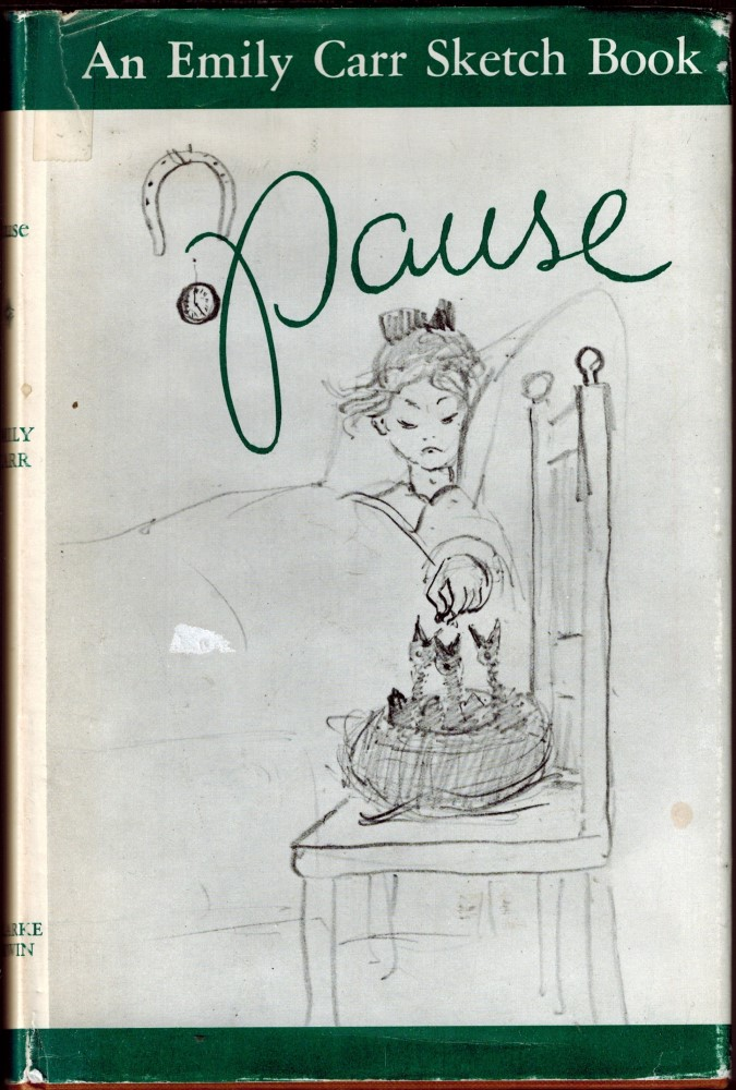 Image for Pause - a Sketch Book