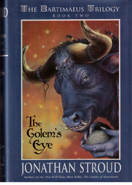 Image for The Golem's Eye - The Bartimeus Trilogy Book Two