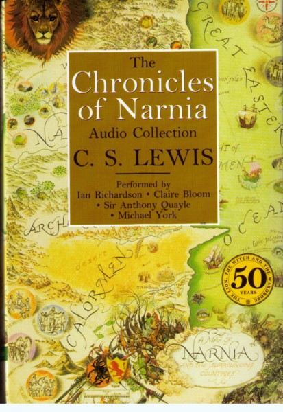 Image for The Chronicles of Narnia Audio Collection