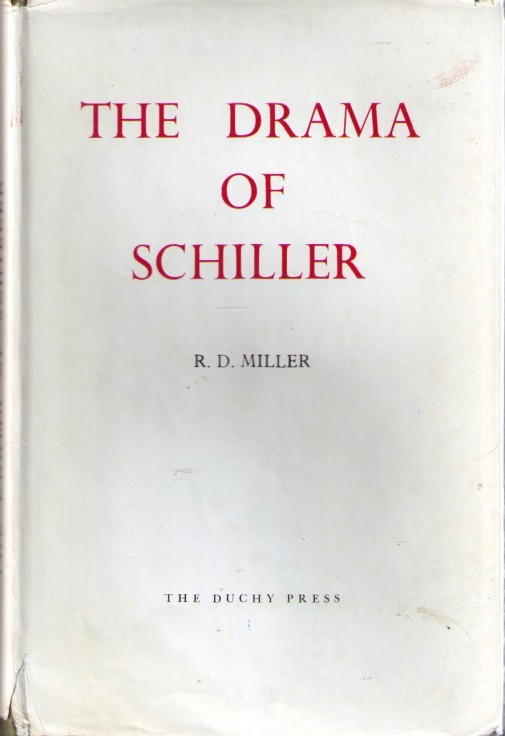 Image for The Drama of Schiller