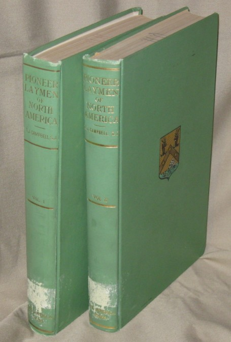 Image for Pioneer Laymen of North America - 2 volumes