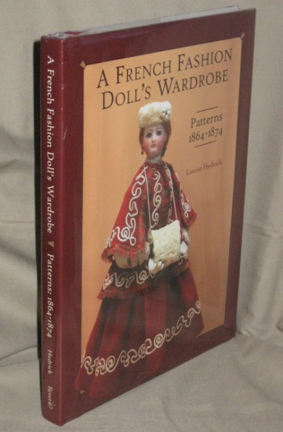Image for A French Fashion Doll's Wardrobe: Patterns 1864-1874