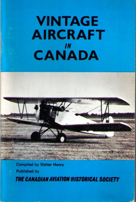 Image for Vintage Aircraft In Canada