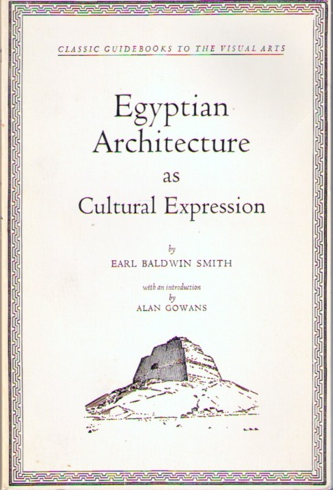 Image for Egyptian Architecture as Cultural Expression