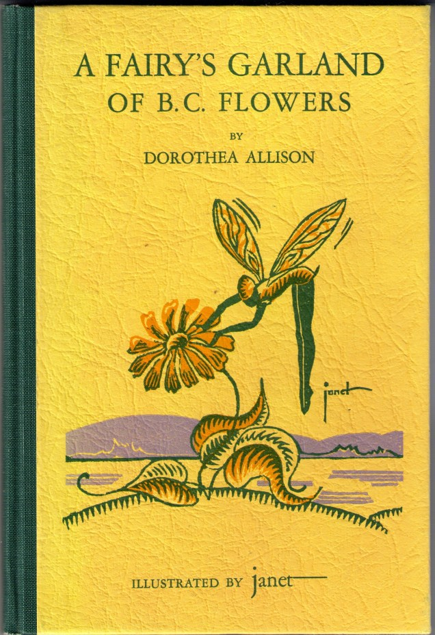 Image for A Fairy's Garland of B. C. Flowers