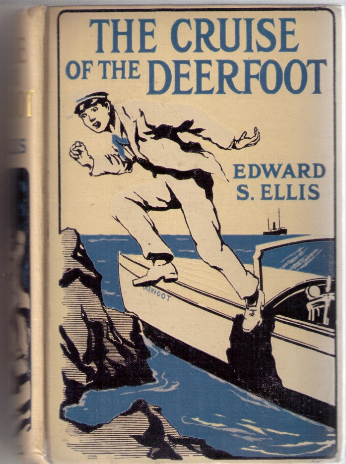 Image for The Cruise of the Deerfoot