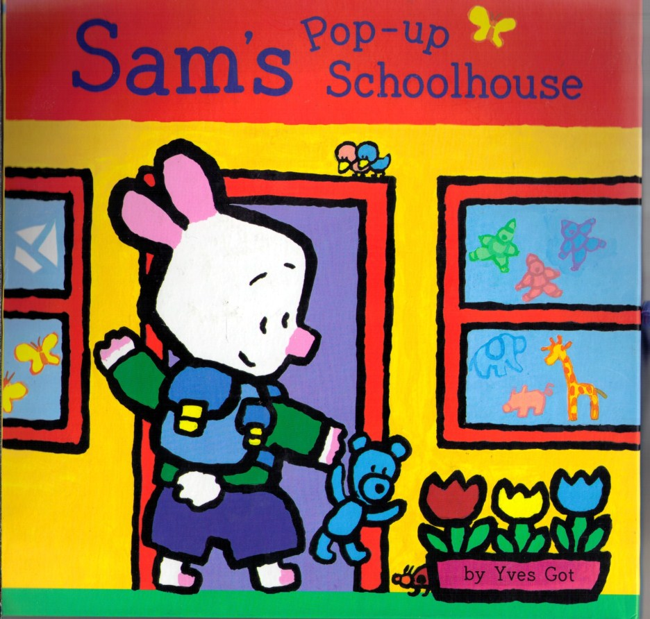 Image for Sam's Pop-Up Schoolhouse