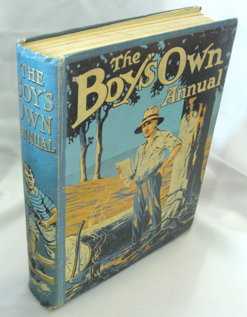 Image for The Boy's Own Annual Volume 50 1927-1928