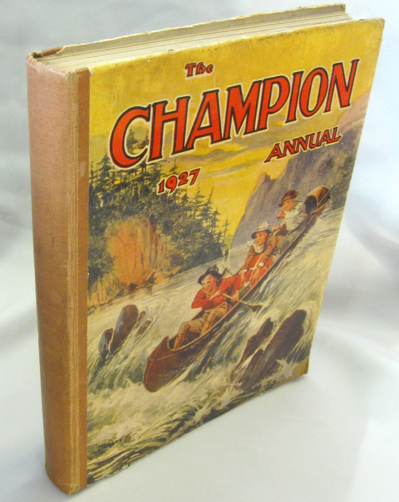 Image for The Champion 1927 Annual
