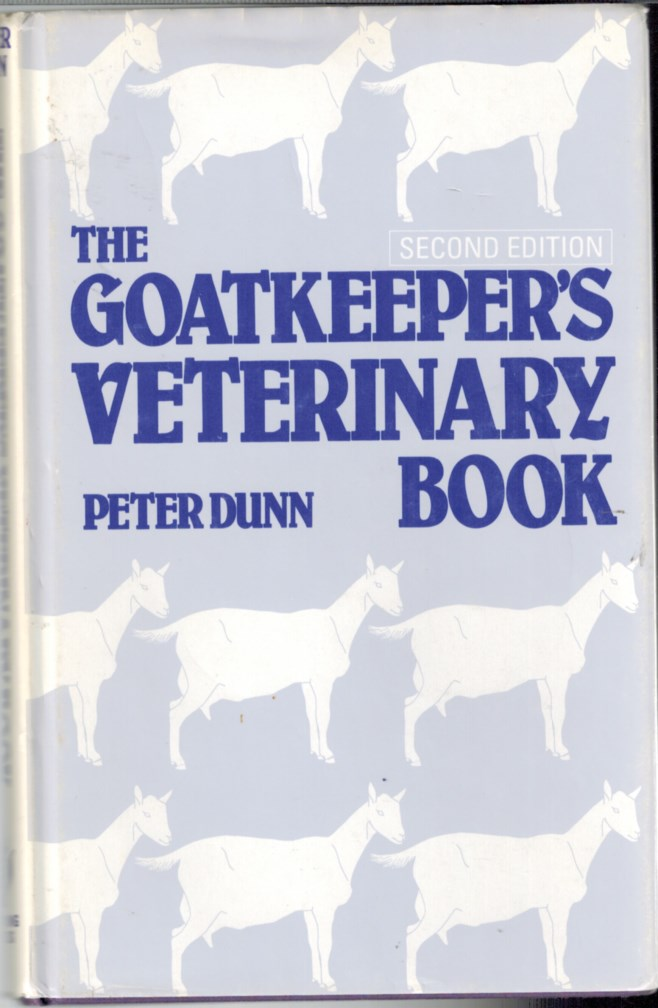 Image for The Goatkeeper's Veterinary Book