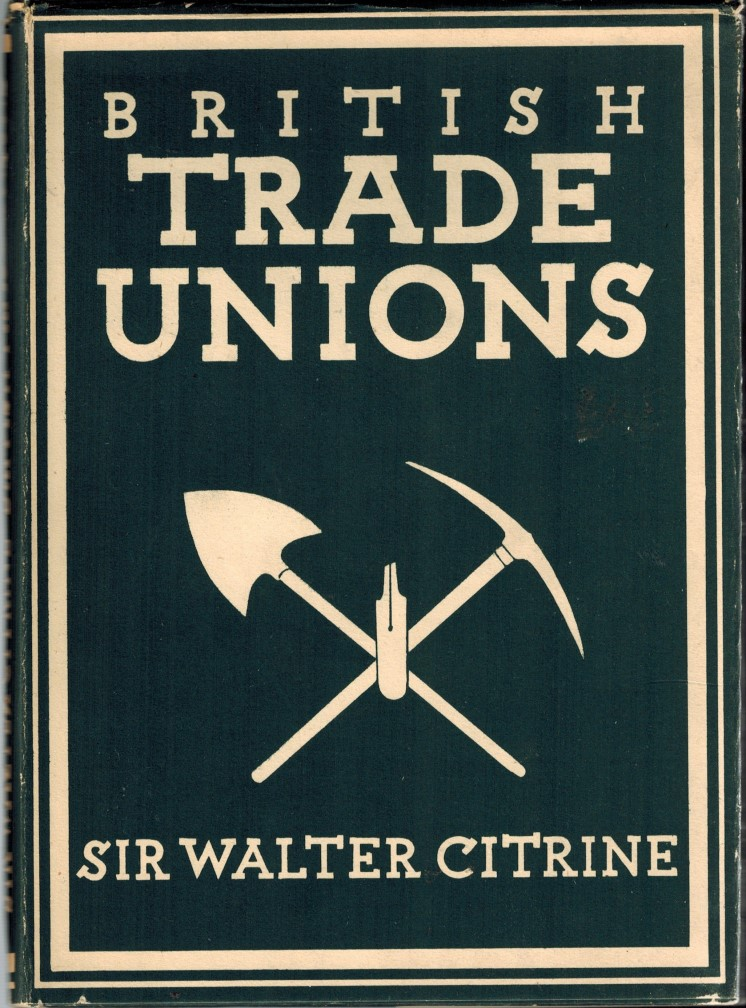 Image for British Trade Unions- Britain in Pictures
