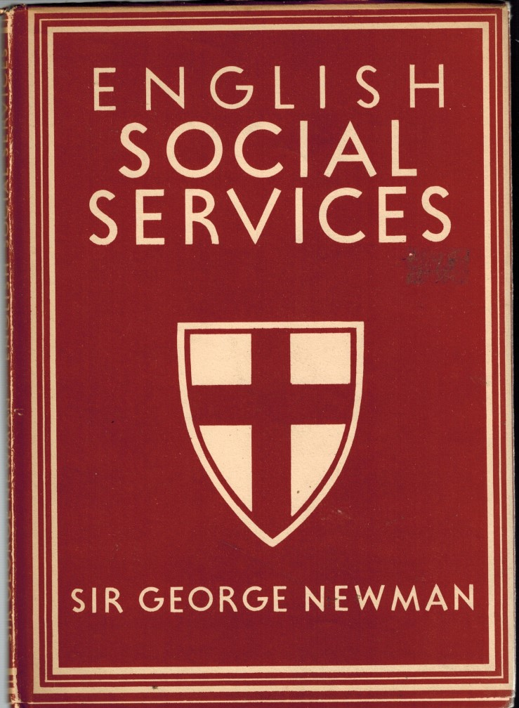 Image for English Social Services- Britain in Pictures