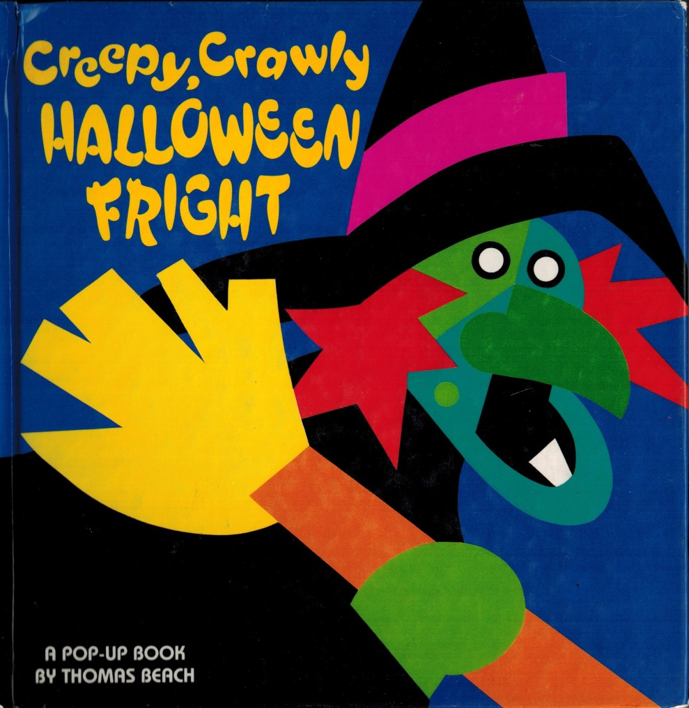 Image for Creepy, Crawly Halloween Fright