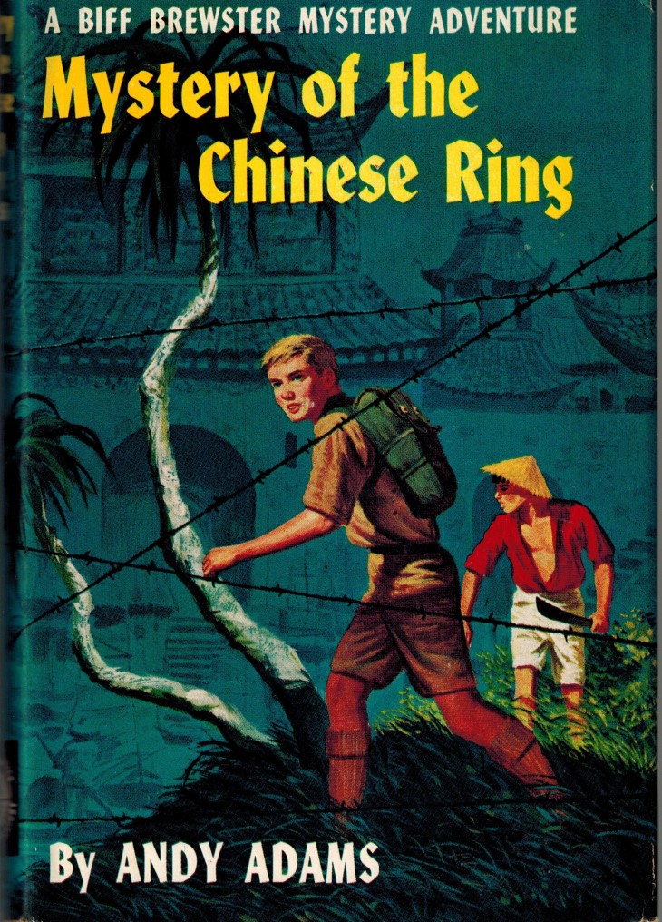 Image for Mystery of the Chinese Ring - A Biff Brewster Mystery Adventure #2