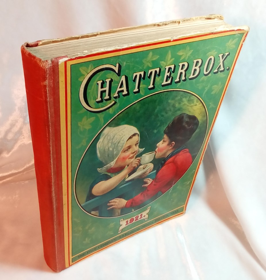 Image for Chatterbox 1921