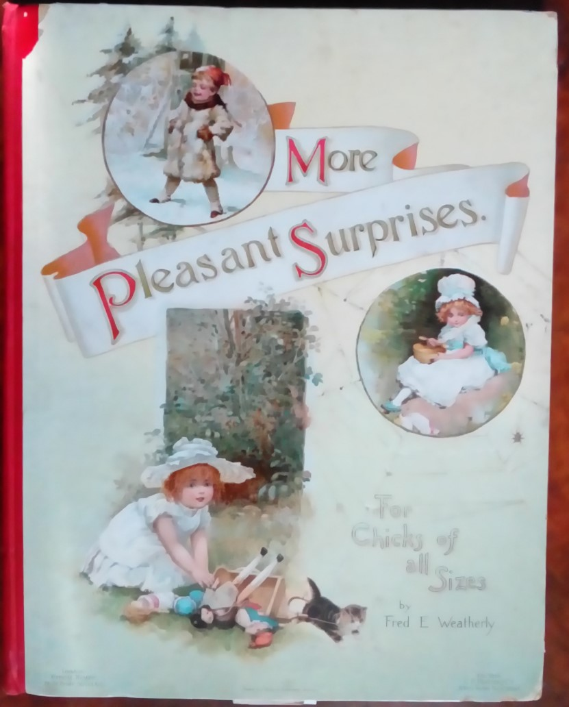 Image for More Pleasant Surprises for Chicks of All Sizes (Movable Book)