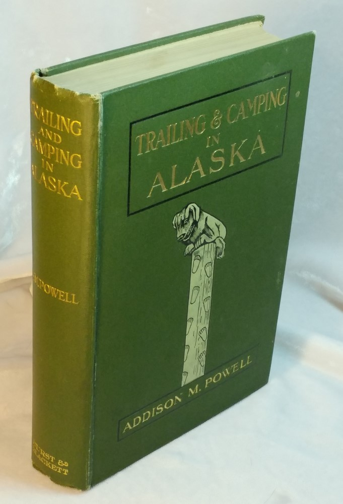 Image for Trailing and Camping in Alaska